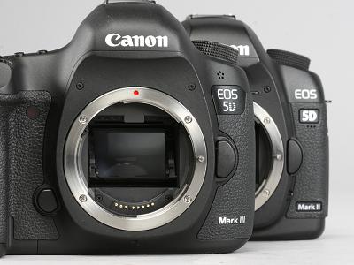 Canon 5D Mark III 實測(2):對決 5D2、感光度、選單、實拍