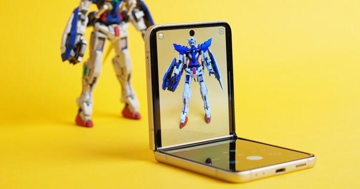 Samsung Galaxy Z Flip 3 實機評測,升級 120Hz 內頁螢幕、封面螢幕功能更完整的精緻旗艦