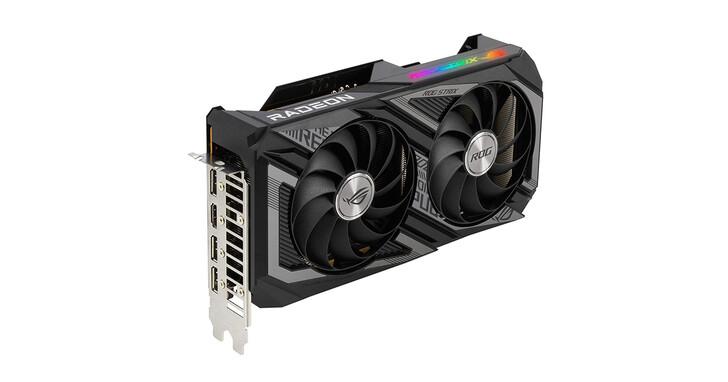 視覺型玩家注意!華碩AMD Radeon RX 6600 XT系列顯示卡上市