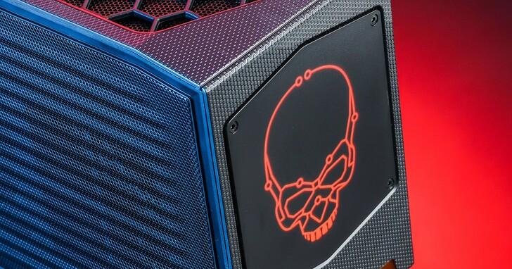 Intel NUC 11 Extreme 套件開箱評測,小體積塞進 10 奈米 i9 處理器效能驚人!