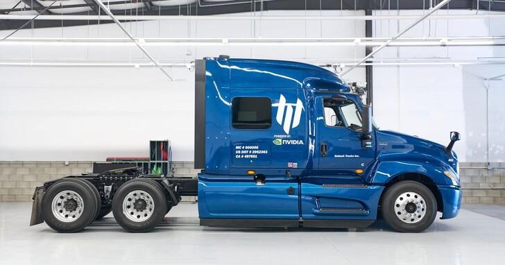 該上路了:自動駕駛卡車新創公司透過NVIDIA DRIVE開發通用平台
