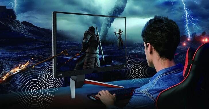 BenQ 推出全新 MOBIUZ 系列 165Hz 電競螢幕,主打 Light Tuner 可客製化 HDR 影像功能