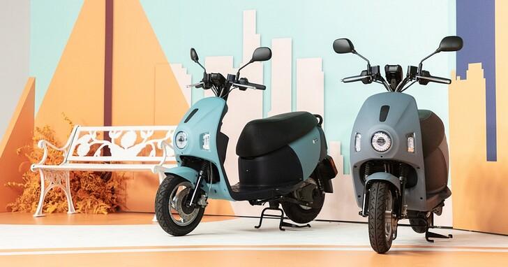 加入 Gogoro 聯盟首作,中華推出 eMOVING EZ1 換電式電動機車