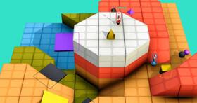 透過遊戲Metaverse,Deepmind讓AI學會玩各種沒玩過的遊戲,怪招不斷