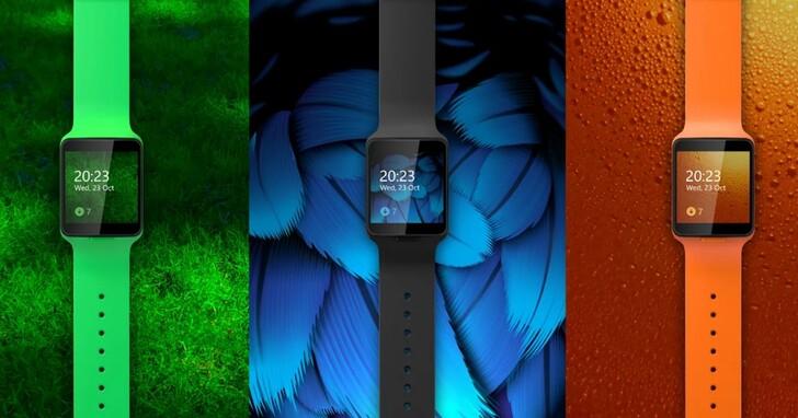 諾基亞在2014年被砍掉的Moonraker智慧手錶曝光,當年微軟為了自家手環而放棄它