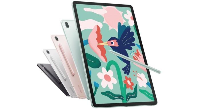 三星 Galaxy Tab S7 FE Wi-Fi 版正式登台、單機價15,900 元,聯名故宮推專屬古風配件