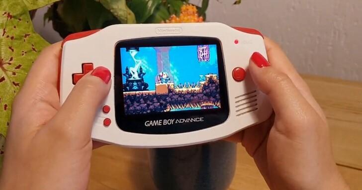 老掌機不死,任天堂 GBA 將迎來睽違 13 年的首款新遊戲