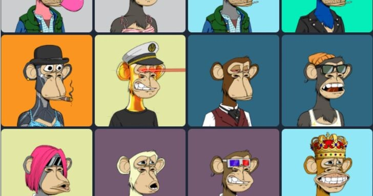 NBA球星柯瑞花18萬美元買一個NFT猴子頭像你覺得他傻了?曾經你也覺得買比特幣好傻好天真