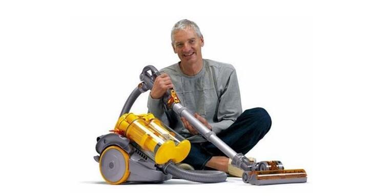 新公佈的專利顯示戴森設計了會爬樓梯和開抽屜的機器人