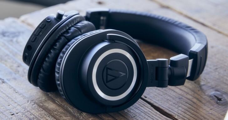 鐵三角在台上市 ATH-M50x 專業型監聽耳機!ATH-CKR70TW 限定優惠活動同步登場