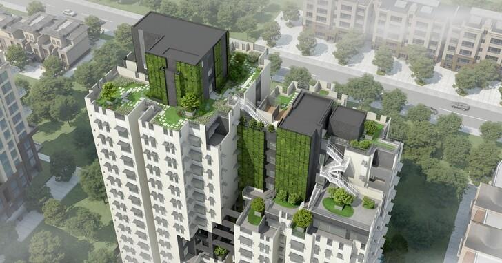自然系建築大師平田晃久,「那山階」家中有山的生活哲學