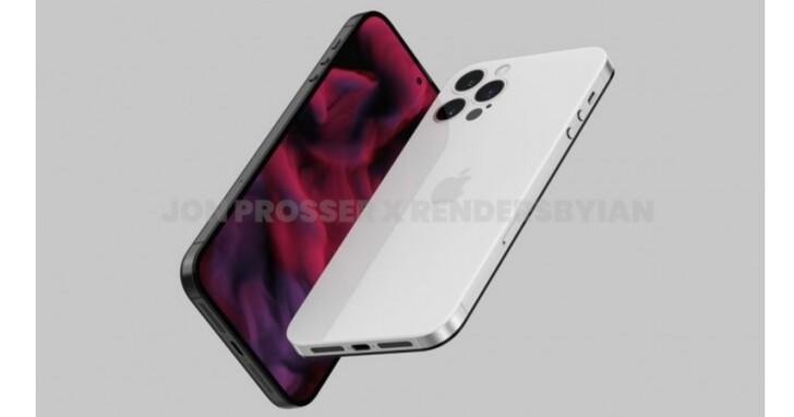 不買iPhone13的理由:iPhone 14才是大改版!無瀏海、全新鈦金屬設計、後置鏡頭不會凸