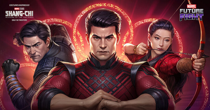 《MARVEL 未來之戰》更新,以《尚氣與十環傳奇》為發想攜手抵抗十環幫