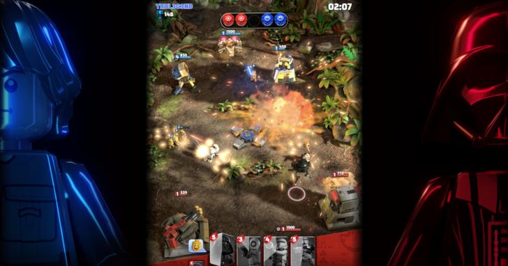 Apple Arcade 獨家《樂高星際大戰戰鬥》即將上架,支援單人、多人連線共玩