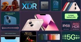 iPhone 13 / 13 mini 正式發表!相機排列重新設計、新增電影模式、5 款顏色,售價 22,900 元起
