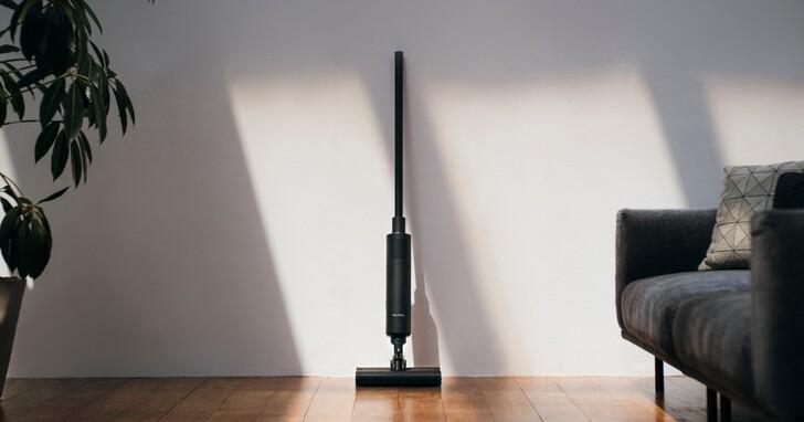 BALMUDA The Cleaner 無線吸塵器登台預購中,設計感十足、價格19,999 元