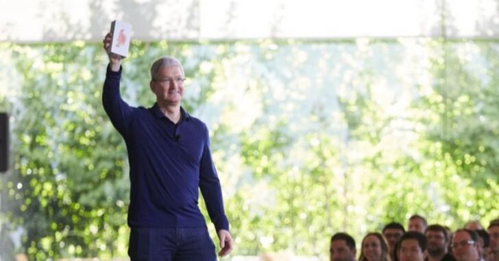 Tim Cook表示:那些爆料蘋果產品消息的人,不配當蘋果的員工