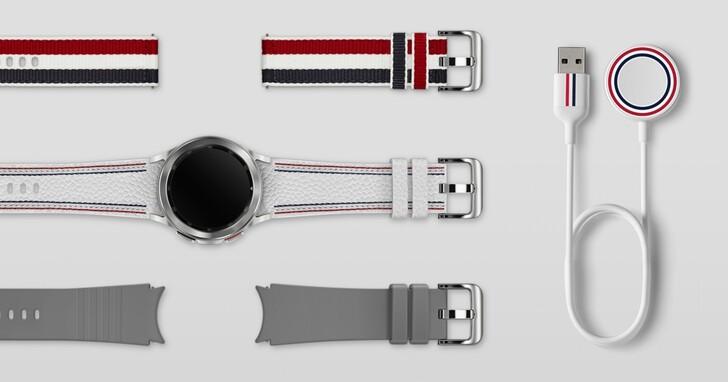 三星 Galaxy Watch4 Classic Thom Browne 限量版登台