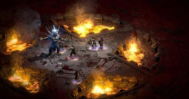 雖然是冷飯但依然真香,《暗黑破壞神 II:獄火重生》正式推出