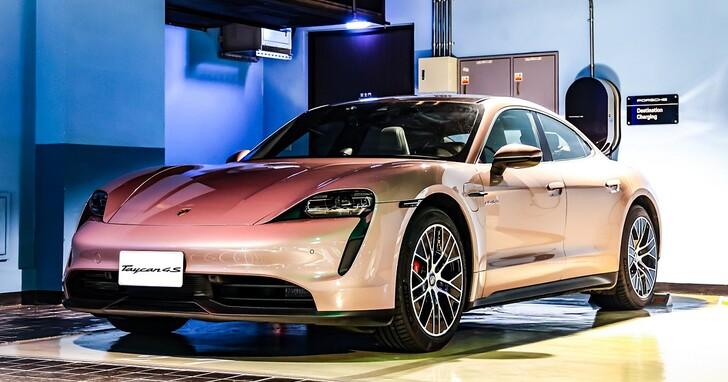 強化Porsche Taycan充電藍圖,保時捷在台將達 29 處高速充電站、60 支專屬充電樁