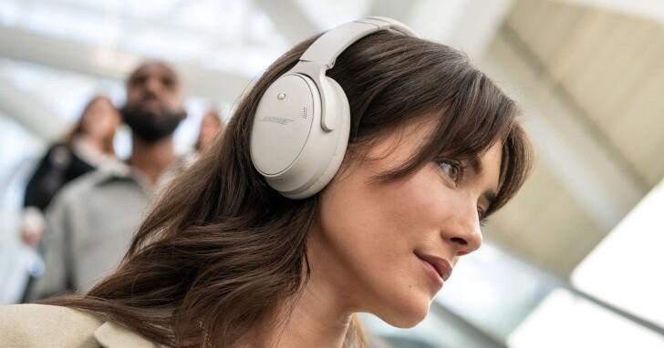 Bose QuietComfort 45 耳罩式降噪耳機來了!相同的外觀,降噪效果大不同