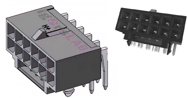下一代顯卡的PCIe 5.0大功率連接埠現身,可為GPU提供高達600W供電