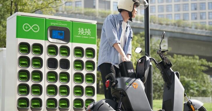 Gogoro在中國「換換」電池交換系統首度亮相,並與合作廠商推出三款新的電動車