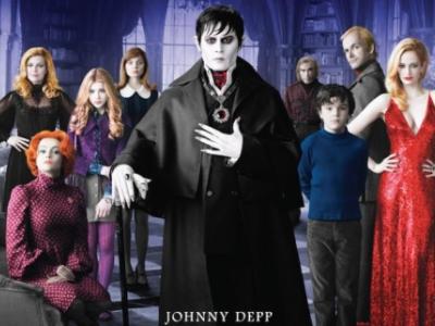 強尼戴普之「黑影家族」:女巫、吸血鬼與怪咖家族大亂鬥