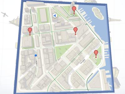 Google 推出 3D 迷宮球遊戲,結合 Google Maps 玩闖關