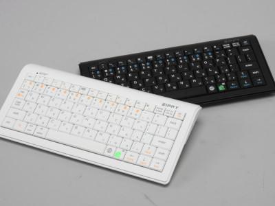 ZIPPY BT-540S 藍牙變形鍵盤實測,可對應10個裝置