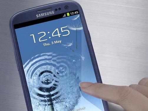 Samsung Galaxy S3 正式發表,重點快報!