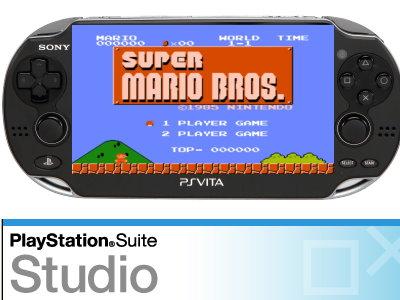 紅白機遊戲登上 PS Vita,瑪琍兄弟來了,看看如何做到?