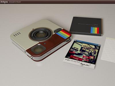 如果 Instagram 推出實體相機,會是什麼規格和功能?