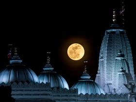 2012 超級月亮登場,全球月亮照片一次網羅