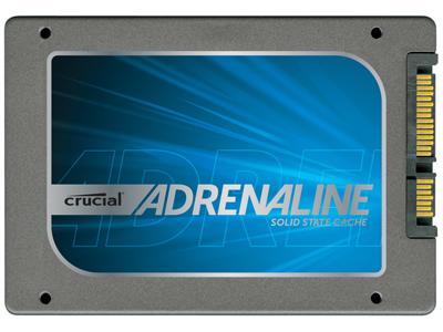 Crucial Adrenaline:Marvell 控制器快取固態硬碟,隨機寫入不掉速
