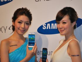 Samsung 發表 GALAXY S3 ,台灣售價、S Voice、Direct Call 動手玩