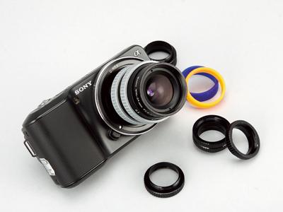 用微單眼玩副廠鏡頭:千元不到買 CCTV Lens,效果不兒戲