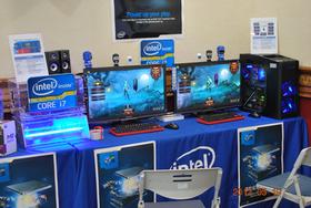 【花絮】王團研究室之Intel遊戲效能體驗會