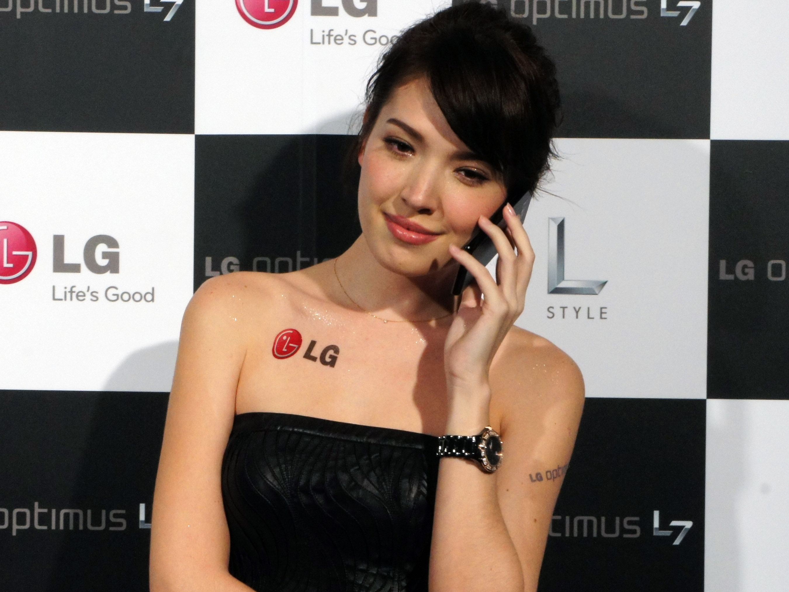 LG Optimus L7,第一支 ICS 平台手機正式發表