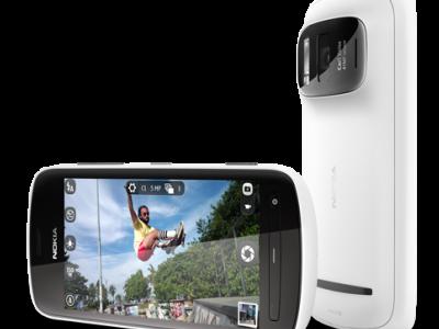 Nokia 808 PureView ,4100萬畫素相機動手玩!