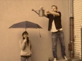 雨傘變樂器!裝上感應器、電路板,下雨就會奏樂給你聽