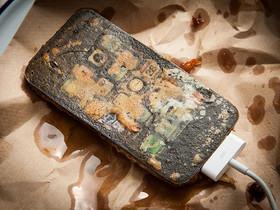 老闆,來一盤酥炸 iPhone 、還有炸 iPad 和 Macbook !