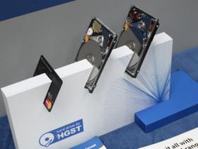 Computex 2012:7mm HGST 硬碟,讓 Ultrabook 輕薄又有大容量
