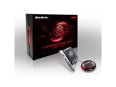 AVerMedia Live Gamer HD:1080p 硬壓錄影,線上即時串流轉播
