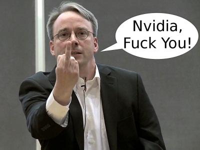 Linux 之父對 NVIDIA 表達 「F**k You」事件,還原原委、雙方攻防戰