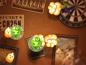爆爆玉米粒:用手指做爆米花,考驗反應速度的 iPhone 遊戲