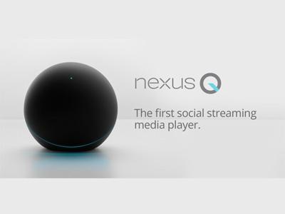 Google I/O 2012:Nexus Q 社交串流多媒體播放器,串流 Google Play
