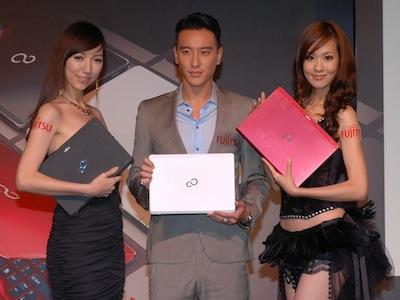 Fujitsu UH572 首款 Ultrabook 現身,SH772、SH572 升級小改版