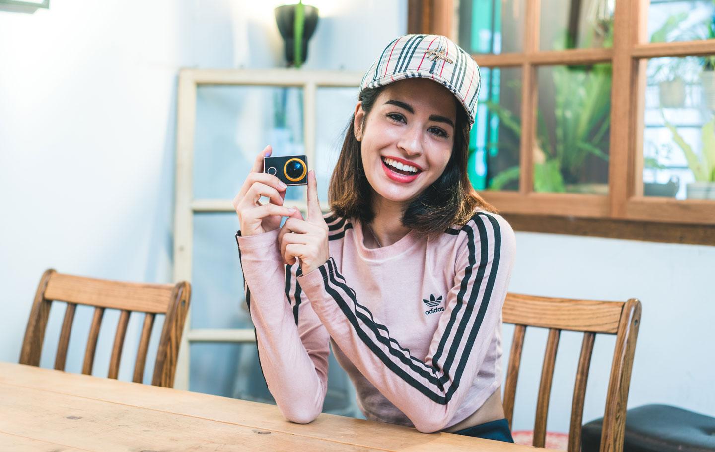 ThiEYE V6 開箱評測~是運動相機,也是隨手拍下生活記錄的利器!知名藝人雷艾美 Emmie Ries 產品體驗心得分享!