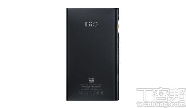 FiiO M9- 支援平衡端子,功能直逼旗艦音樂播放器